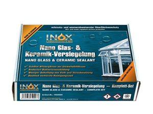 INOX Nano Glas & Keramikversiegelung test